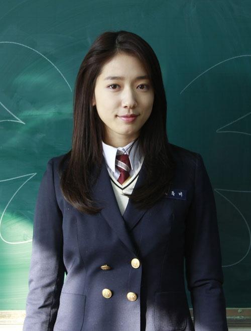 Park Shin Hye -  nu sinh dat gia cua man anh Han hinh anh 7