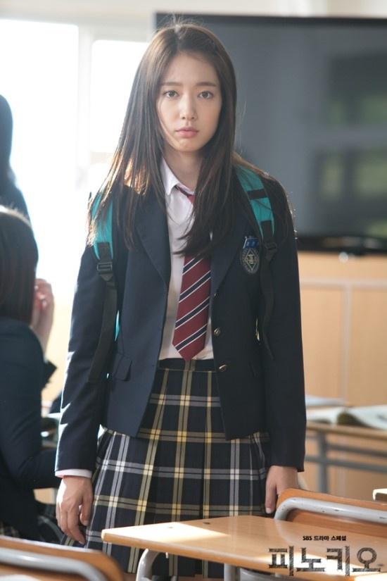 Park Shin Hye -  nu sinh dat gia cua man anh Han hinh anh 3