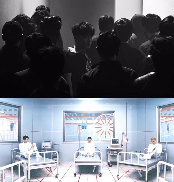 EXO gay bao khi tung 2 MV moi cung luc hinh anh 2