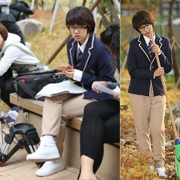 Park Shin Hye -  nu sinh dat gia cua man anh Han hinh anh 9