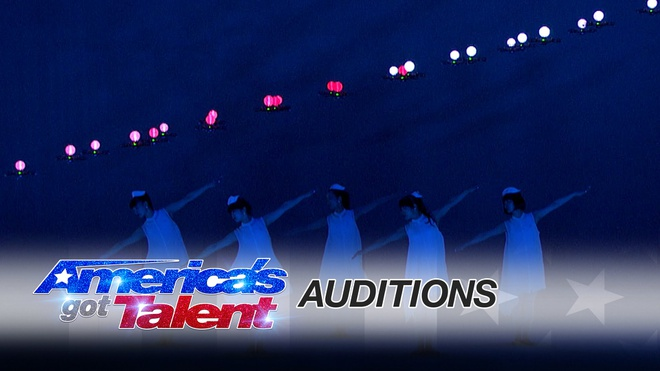 Elevenplay - America's Got Talent hinh anh
