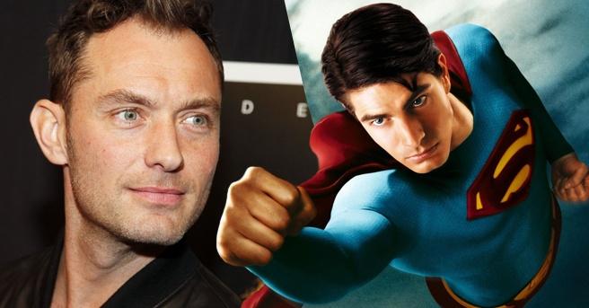 Jude Law tu choi 'Superman' vi trang phuc hinh anh 2