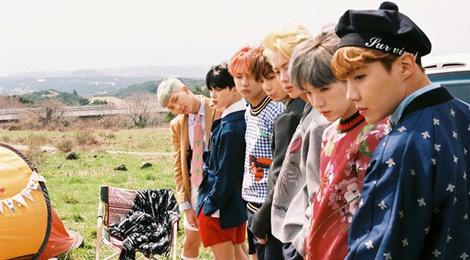MV cua BTS noi nhat Kpop tren the gioi trong thang 5 hinh anh
