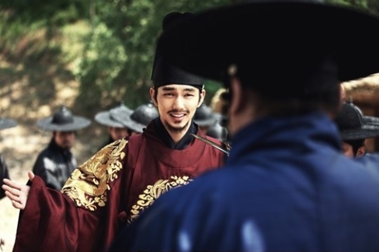 'Tieu So Ji Sub' gia gai trong phim moi hinh anh 4