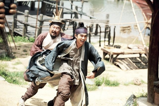 'Tieu So Ji Sub' gia gai trong phim moi hinh anh 5