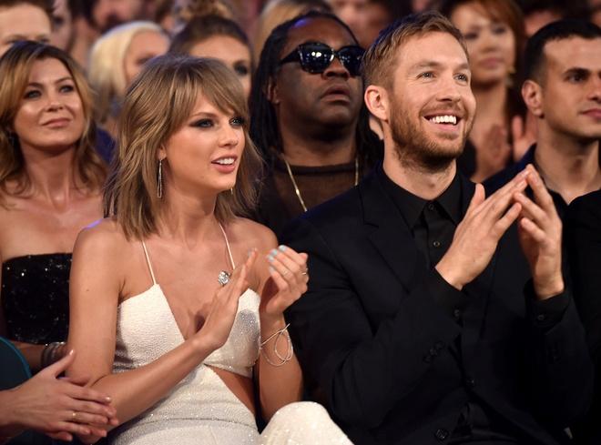 Taylor Swift khong con buon vi chia tay Calvin Harris hinh anh 1