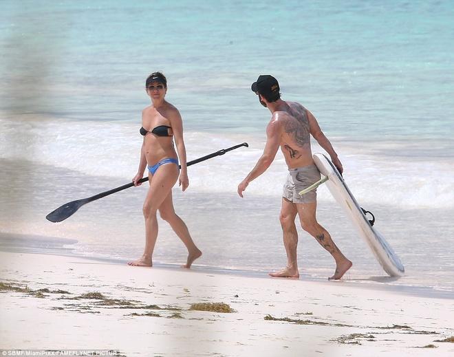 Jennifer Aniston bi nghi mang bau o tuoi 47 hinh anh 3