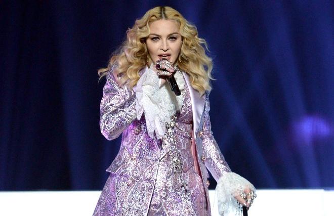 Madonna bi chi trich khi tuong nho nan nhan o Orlando hinh anh 2