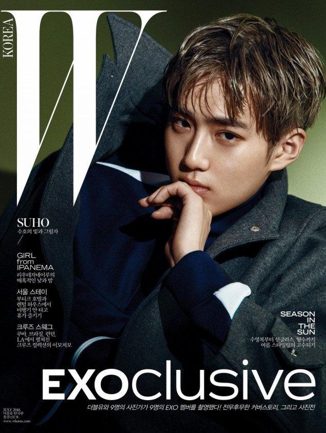 9 hot boy EXO do bo tap chi thoi trang hinh anh 5