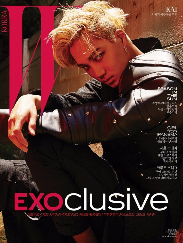 9 hot boy EXO do bo tap chi thoi trang hinh anh 7
