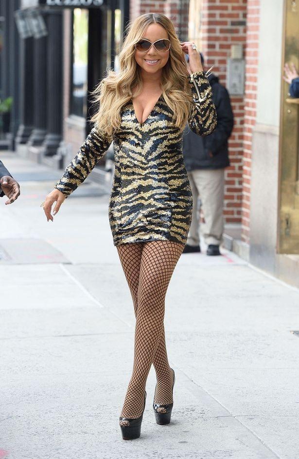 Mariah Carey chuong mac ho bao o tuoi 46 hinh anh 1