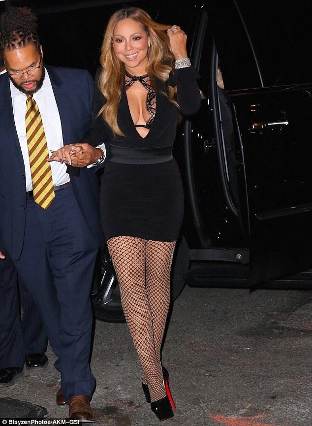 Mariah Carey chuong mac ho bao o tuoi 46 hinh anh 3