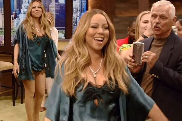 Mariah Carey chuong mac ho bao o tuoi 46 hinh anh 6
