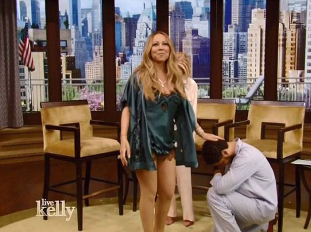 Mariah Carey chuong mac ho bao o tuoi 46 hinh anh 7