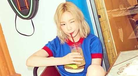 Taeyeon dua EDM vao album moi hinh anh