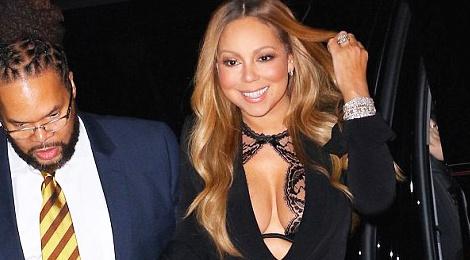 Mariah Carey chuong mac ho bao o tuoi 46 hinh anh
