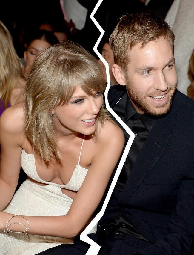 Calvin Harris hop tac voi Kanye, viet ve Taylor Swift hinh anh 1