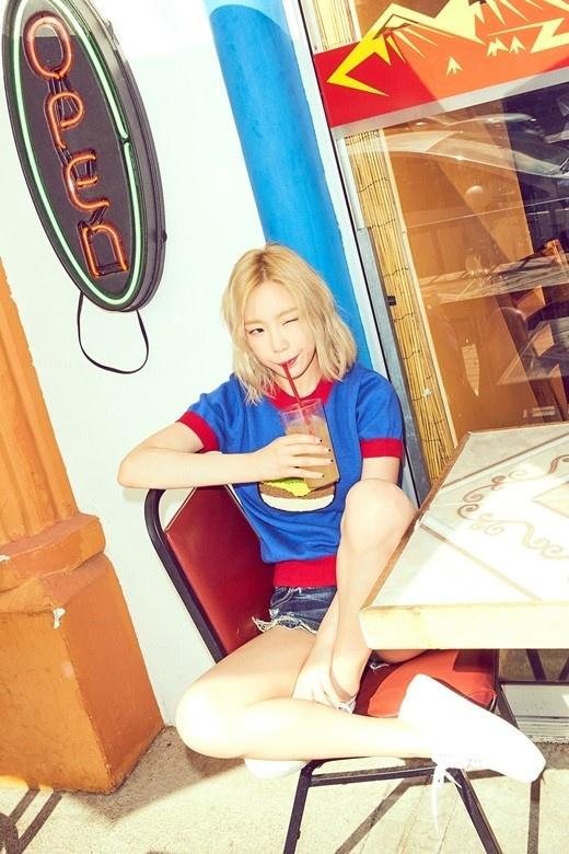 Taeyeon dua EDM vao album moi hinh anh 1