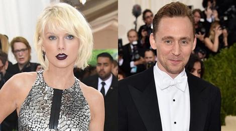Taylor Swift om ap Tom Hiddleston khi di xem ca nhac hinh anh