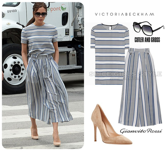 Dien style he an tuong nhu Victoria Beckham hinh anh 4