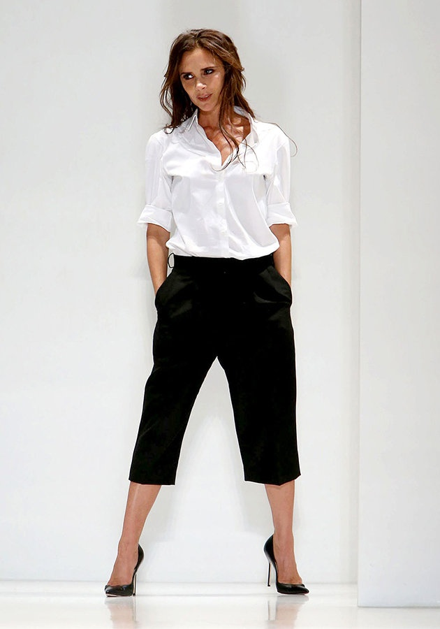 Dien style he an tuong nhu Victoria Beckham hinh anh 5