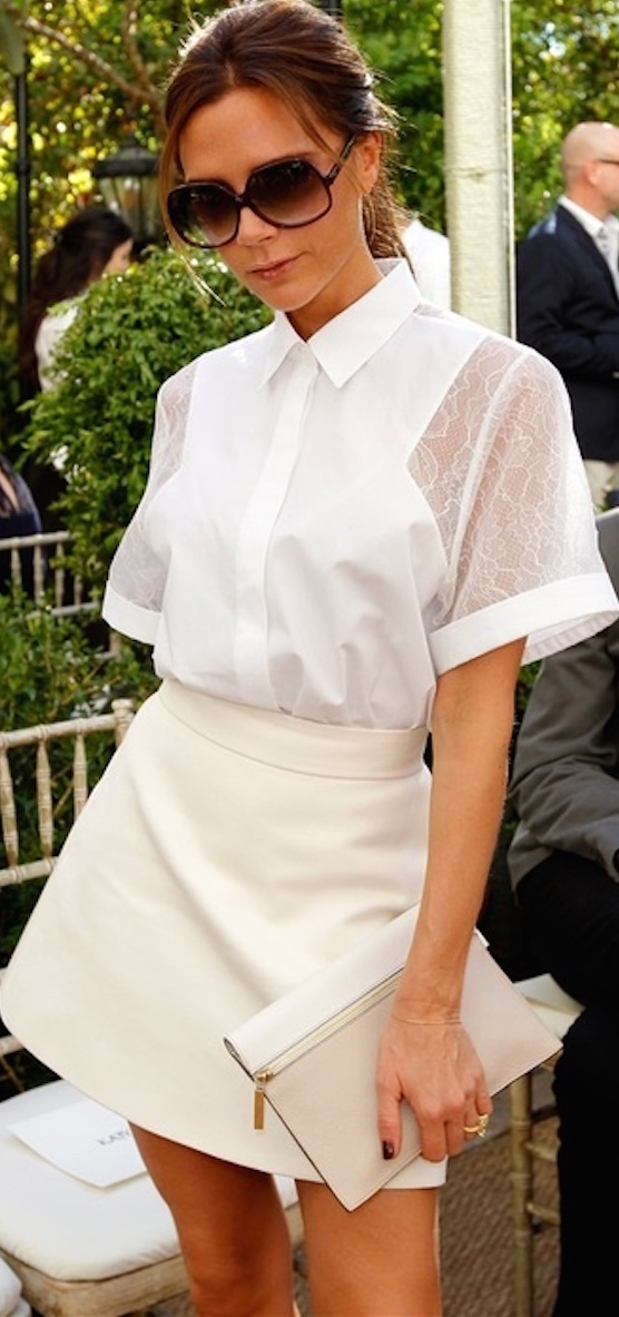 Dien style he an tuong nhu Victoria Beckham hinh anh 9