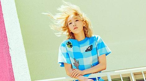 Album cua Taeyeon dat khach hon Jessica hinh anh