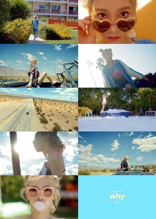 Album cua Taeyeon dat khach hon Jessica hinh anh 2