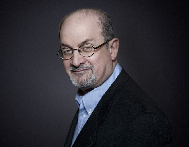 Salman Rushdie thach thuc cai chet de sang tao su huyen dieu hinh anh 1