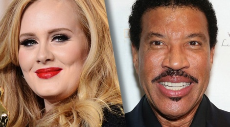 Danh ca Lionel Richie muon duoc song ca cung Adele hinh anh