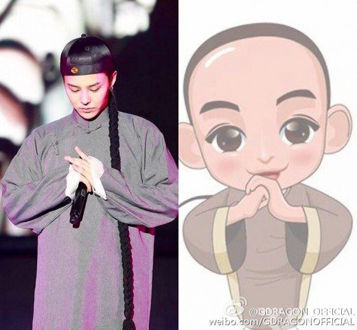 G-Dragon va Seungri dau vo thuat tren san khau hinh anh 2