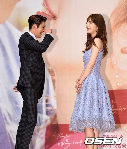 Ban gai Lee Min Ho nguong ngung khi bi ban dien treu choc hinh anh 3