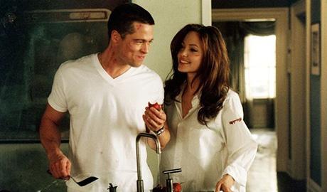 Khoanh khac dep cua Brad Pitt va Angelina Jolie trong 13 nam hinh anh