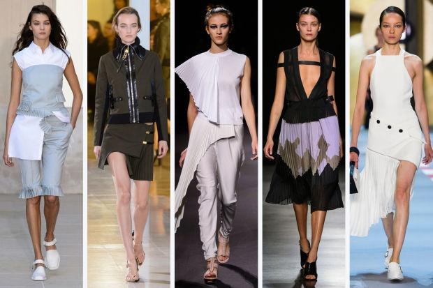 10 xu huong moi nhat tu Paris Fashion Week hinh anh 2