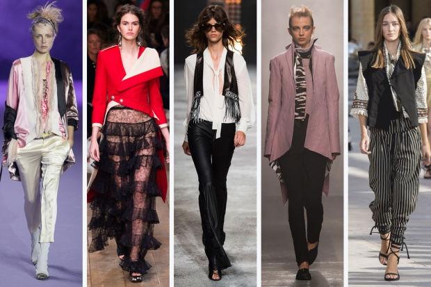 10 xu huong moi nhat tu Paris Fashion Week hinh anh 3