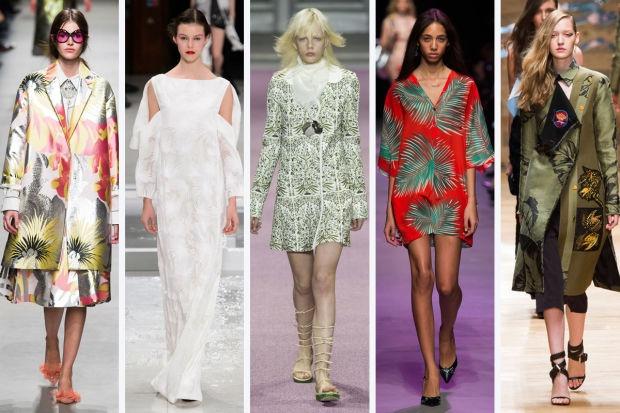 10 xu huong moi nhat tu Paris Fashion Week hinh anh 5