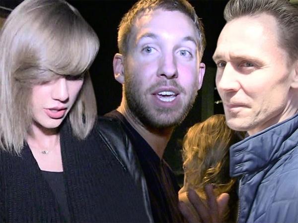 Calvin sap ra mat ca khuc ve viec Taylor Swift lua doi hinh anh 1