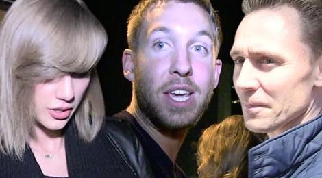 Calvin sap ra mat ca khuc ve viec Taylor Swift lua doi hinh anh