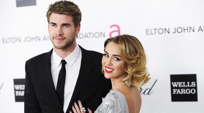 Ban trai Miley Cyrus la sao nam an chay quyen ru nhat hinh anh 1