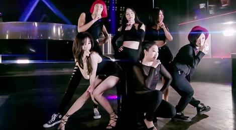 Nhom chi em cua Tiffany (SNSD) tung MV cho hit gay sot hinh anh