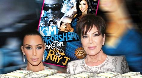 Cach Kim Kardashian kiem danh tieng tu bang nong hinh anh