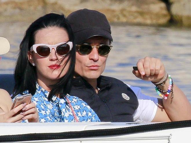 Katy Perry va Orlando ngay cang man nong hinh anh 1