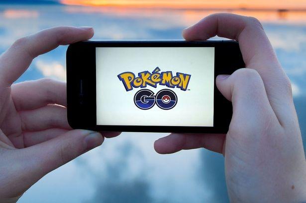 Pokemon Go duoc dung phim hinh anh 1