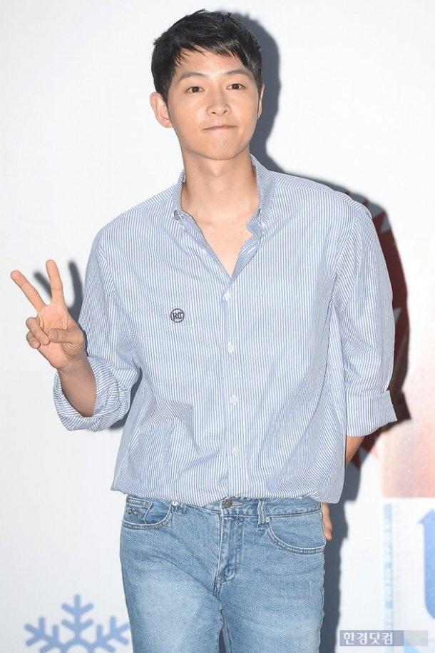 Song Joong Ki kem sac o su kien hinh anh 2