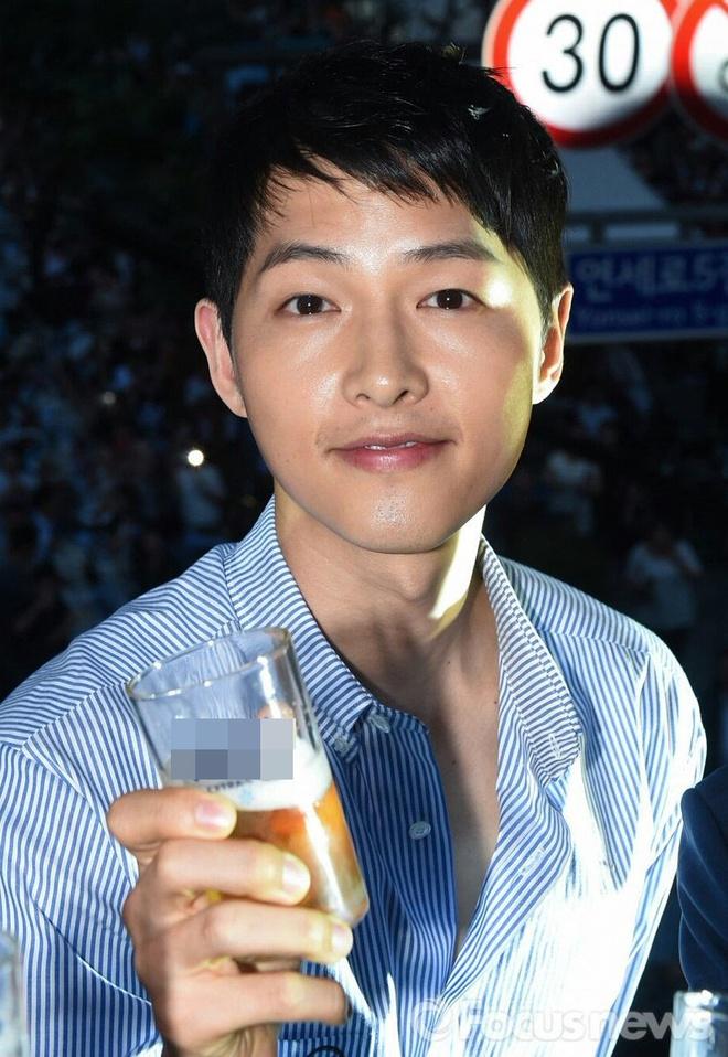 Song Joong Ki kem sac o su kien hinh anh 7