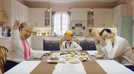 'Chang beo' Psy so huu MV hot nhat Kpop nua dau 2016 hinh anh