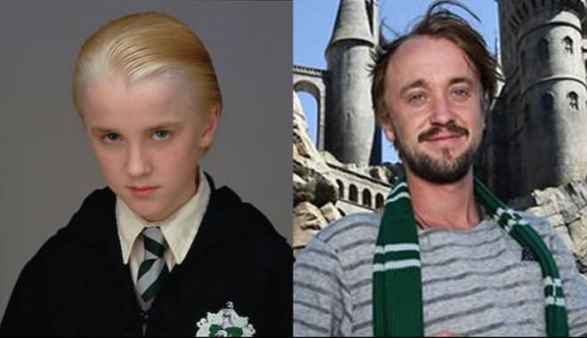 Dan dien vien phu 'Harry Potter' ngay ay – bay gio hinh anh 1