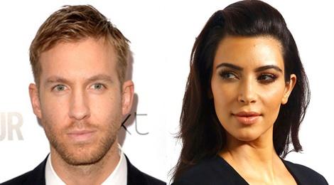 Calvin Harris than mat voi Kim Kardashian hinh anh