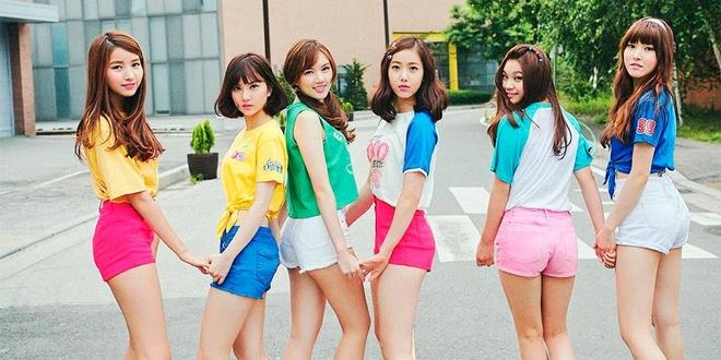 Nhom 'xau deu' lien tiep vuot mat Wonder Girls hinh anh 3
