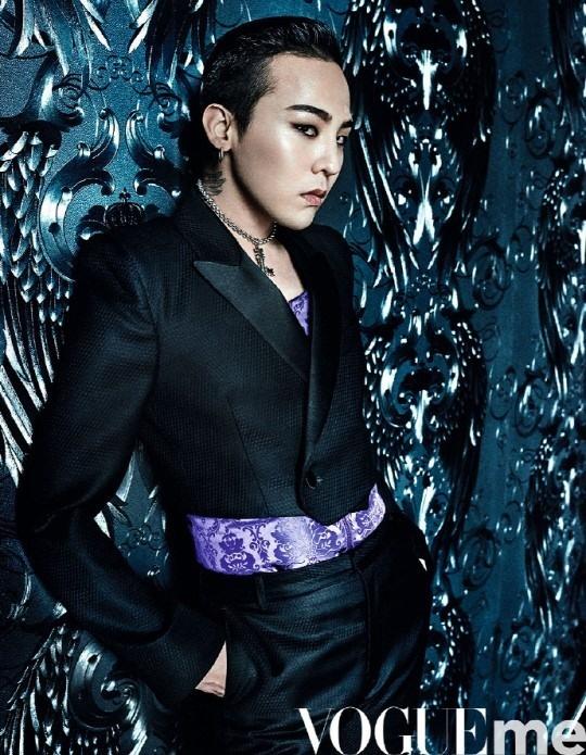 Anh G-Dragon bi chinh sua qua tay hinh anh 3